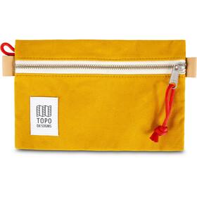 Topo Designs Bolsa Accesorios M, yellow canvas
